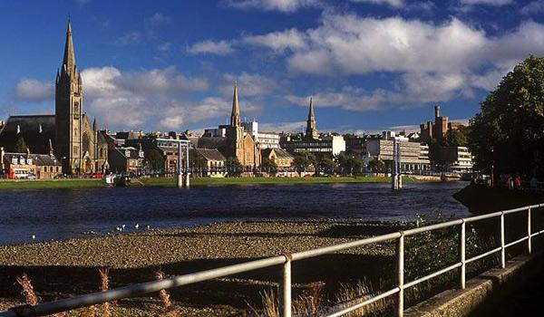 The City of Inverness
