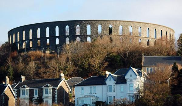 McCaig's Tower, Oban