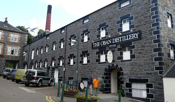 The Oban Distillery