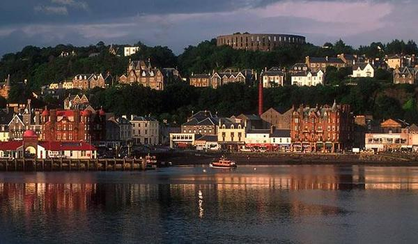 The City of Oban