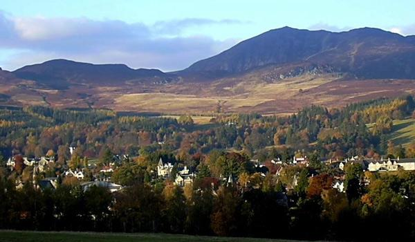 The City of Pitlochry