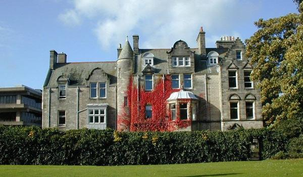 St Andrews University - Third Oldest University in the English Speaking World