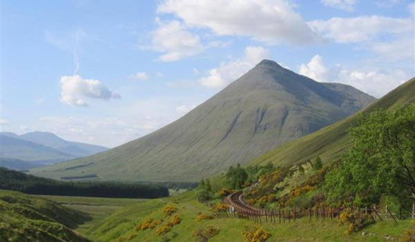 The Highlands of Scotland