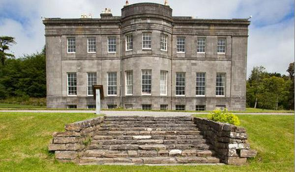 Constructed in 1835, Lissadell House was a summer retreat of famous poet, W.B. Yeats