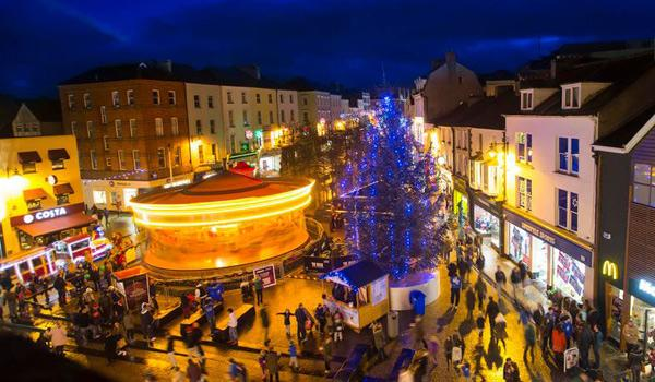 Winterval Festival in Waterford City.