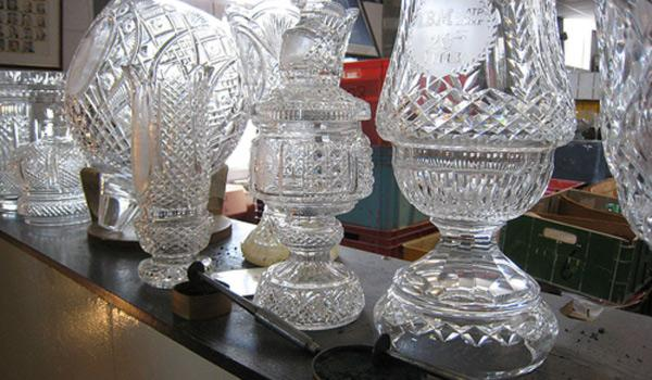 A selection of wonderful Waterford Crystal creations