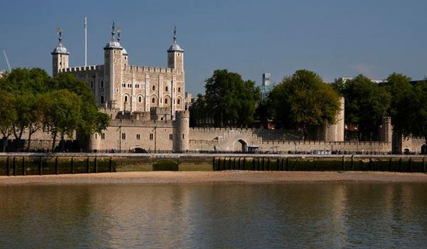 The Impressive Tower of London