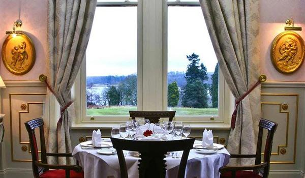 Elegant Dining at Kilronan Castle