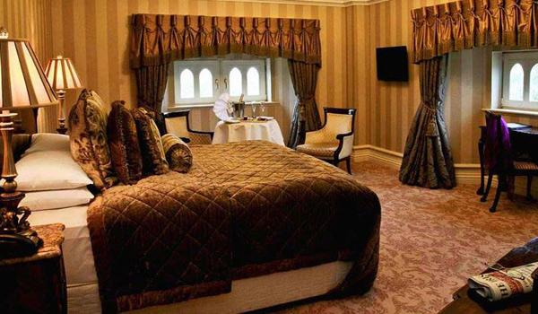 Luxury Guestroom at Kilronan Castle