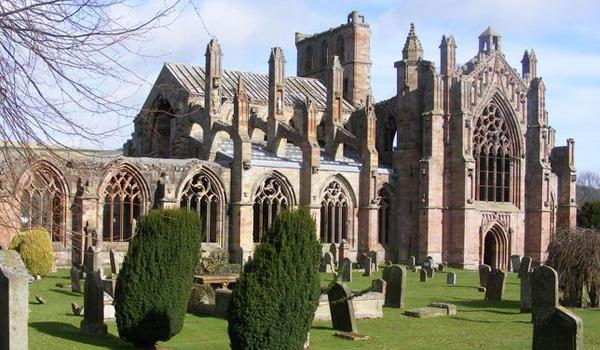 Rosslyn Chapel received global notoriety in 'The DaVinci Code'