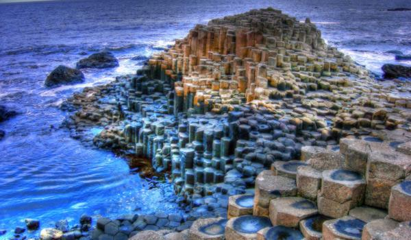 Mystical Giant's Causeway