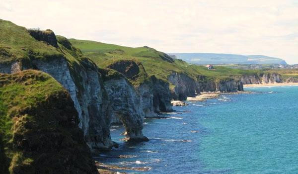 Beautiful Antrim Coastline