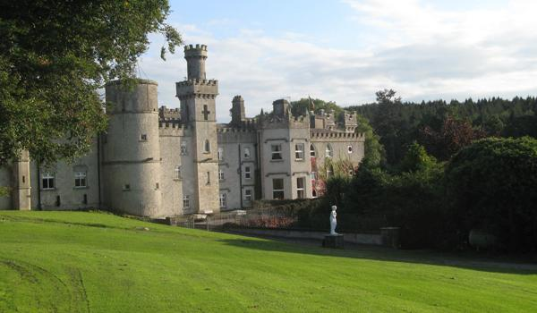 Cabra Castle: Beautiful Grounds Surround this Magnificent Castle