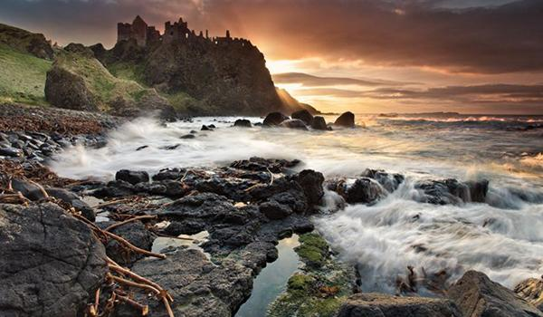 Game of Thrones Day Tour Dunluce Castle