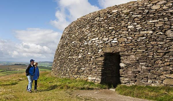 Visit one of the finest Stone Forts in Ireland - Grianan of Aileach
