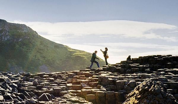 Discover the Amazing Hexagonal Stones of the Giant's Causeway