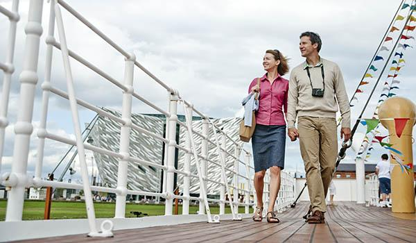 Experience the Titanic Story in a Fresh and Insightful way at Titanic Belfast