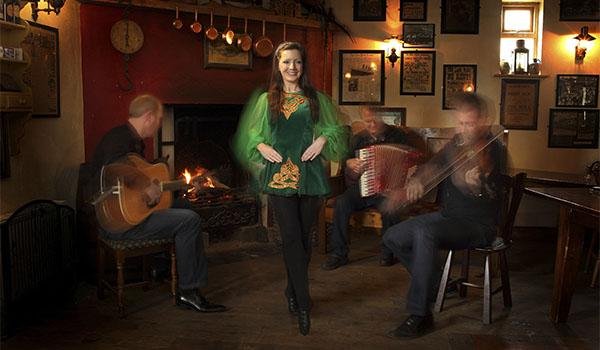Entertainment at The Merry Ploughboy