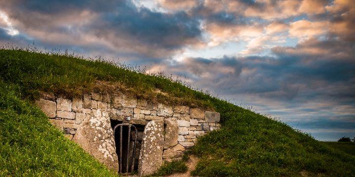 Hill of Tara 'Mound of Hostages'
