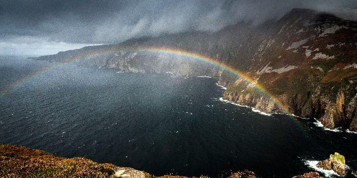 The Jaw-dropping Slieve League Cliffs