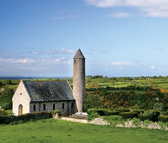 13-Night Best of Ireland Luxury Guided Bus Tour