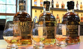 Dewar's Aberfeldy Distillery Private Tour
