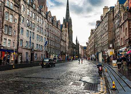 6-Night Edinburgh & The Highlands Tour