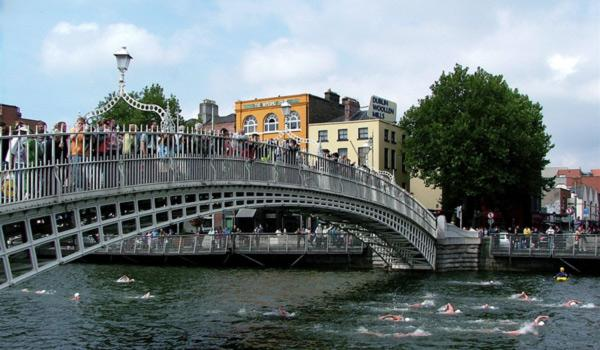 liffey swim 2006