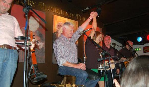 merry ploughboy irish trad