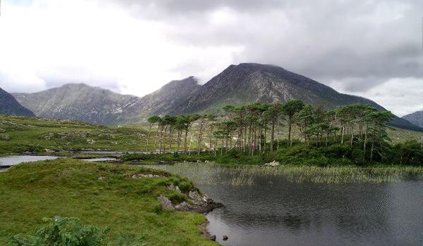 derryclare lake recess