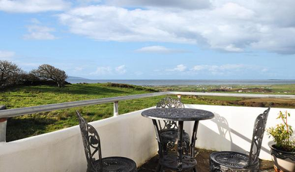 Doolin Cottages   View