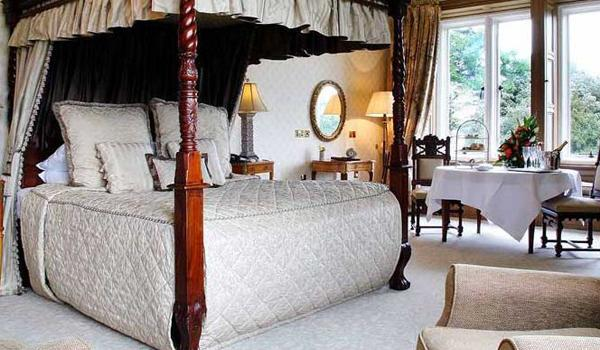 Lough Rynn   Room